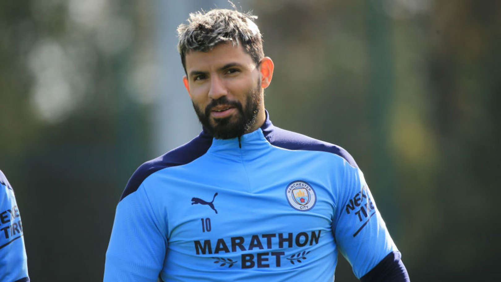 Aguero is back as City make four changes