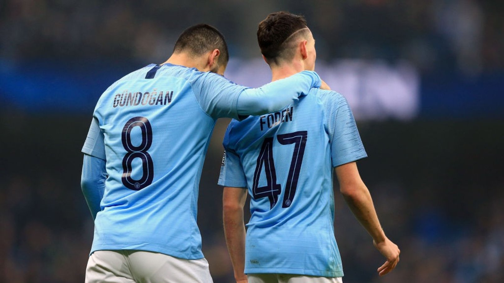 World Mental Health Day: Gundogan and Foden discuss importance of talking
