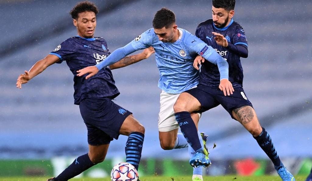 ¿FALSO NUEVE? : Cuatro partidos como titular en Liga de Campeones, cuatro goles para Ferran Torres.