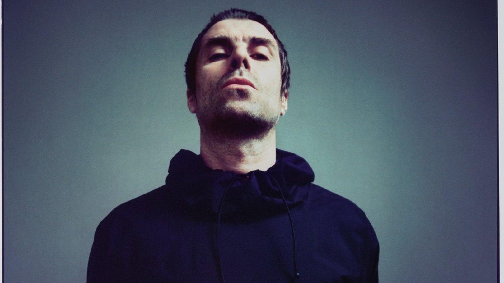 Liam Gallagher's Manchester Derby playlist!