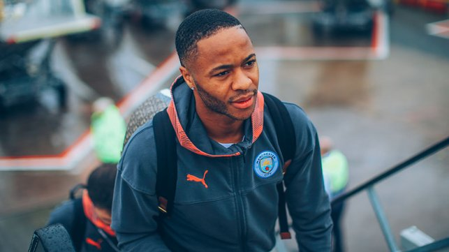 RAZZLE DAZZLE : Raheem Sterling is ready to light up the European stage again