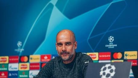Guardiola: Nossos princípios não mudarão para a eliminatória contra o Gladbach