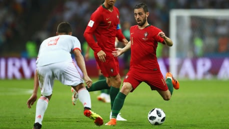 TV INFO: Find out how you can watch Bernardo Silva's Portugal this evening