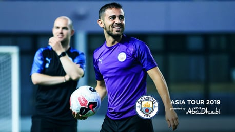 Bernardo: City hungry for more success