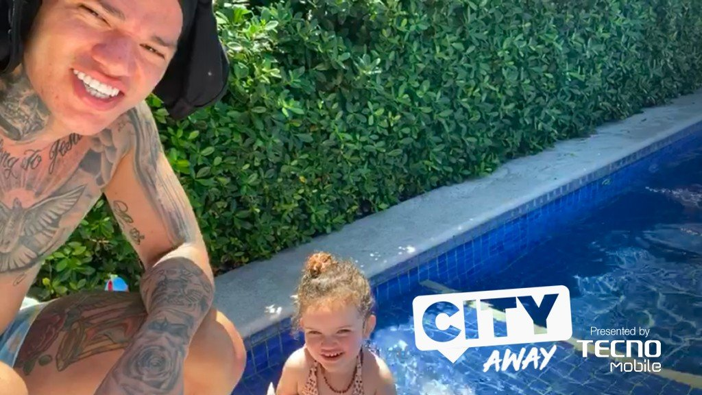 City away #6: Hello from Ederson & Garcia's daily diary