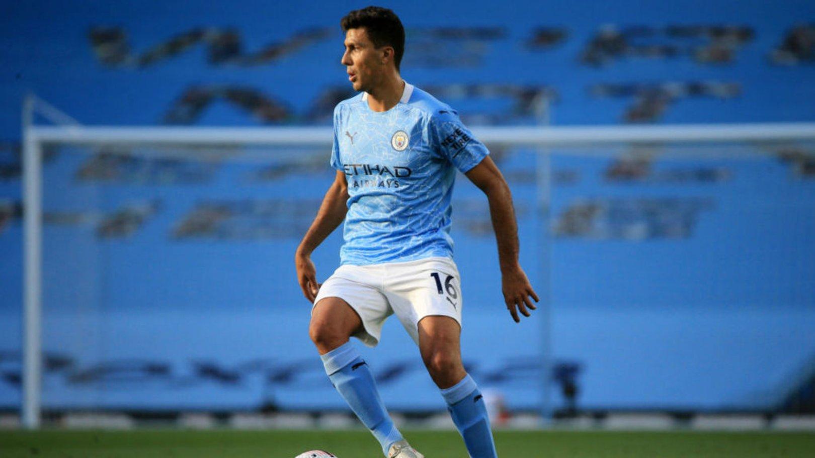 Rodrigo calls for calm ahead of Dortmund showdown