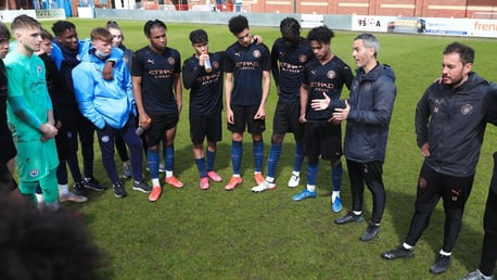 Vicens: We'll stick to our principles for Under-18 National Final