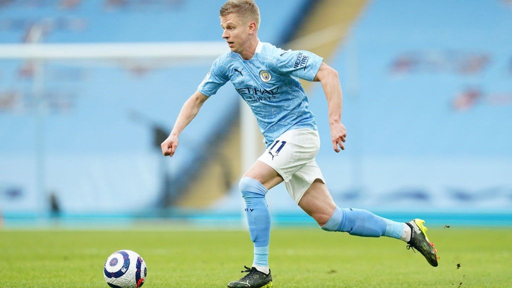 City will come back stronger, pledges Zinchenko