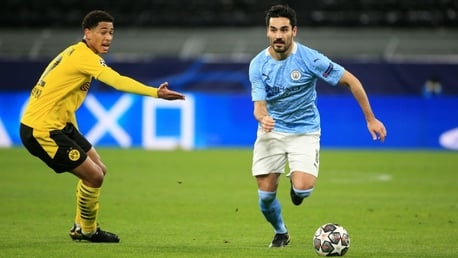 Gundogan: We've shown we're ready to fight