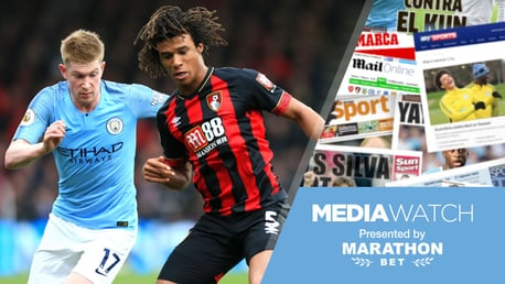 CHERRY PICKED?: It's claimed City are eyeing a move for Bournemouth's Nathan Ake