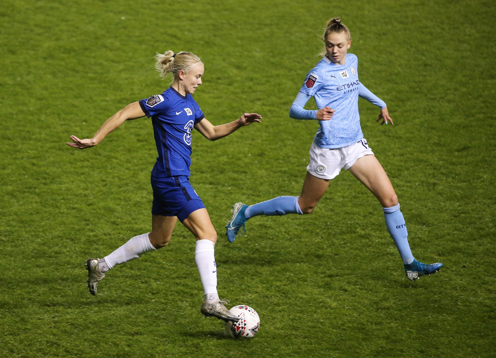 Mahon: We won't dwell on Conti Cup setback