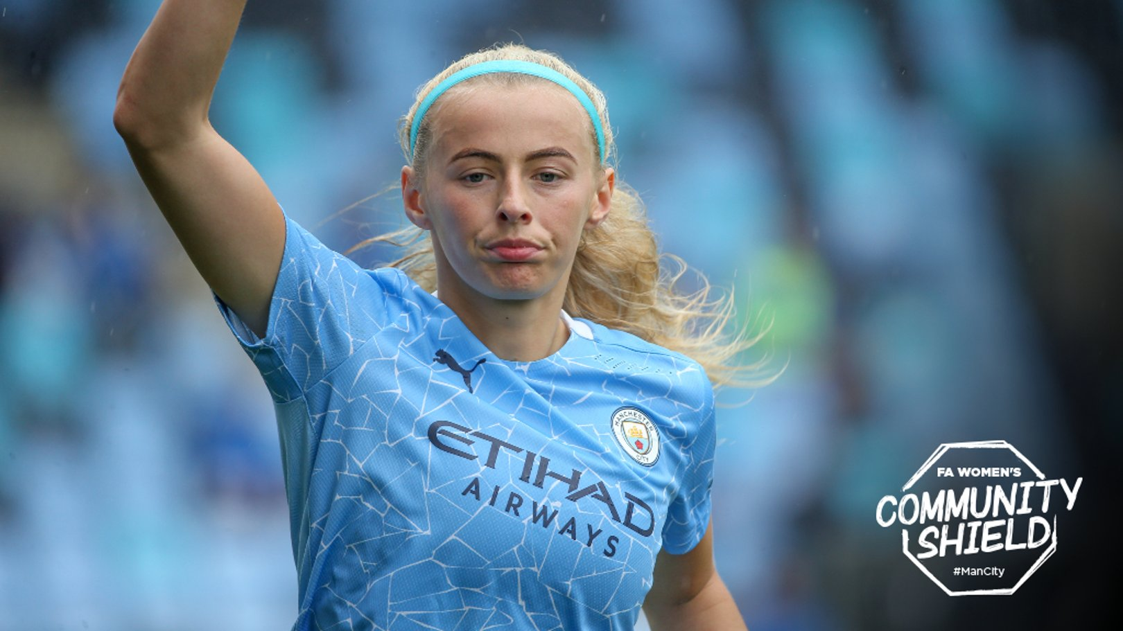 Kelly loving life as part of the 'City family'