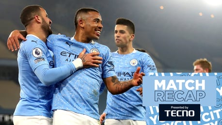 City 4-1 Wolves: Match recap