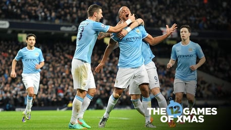 The 12 Games of Christmas: City fightback to win festive thriller