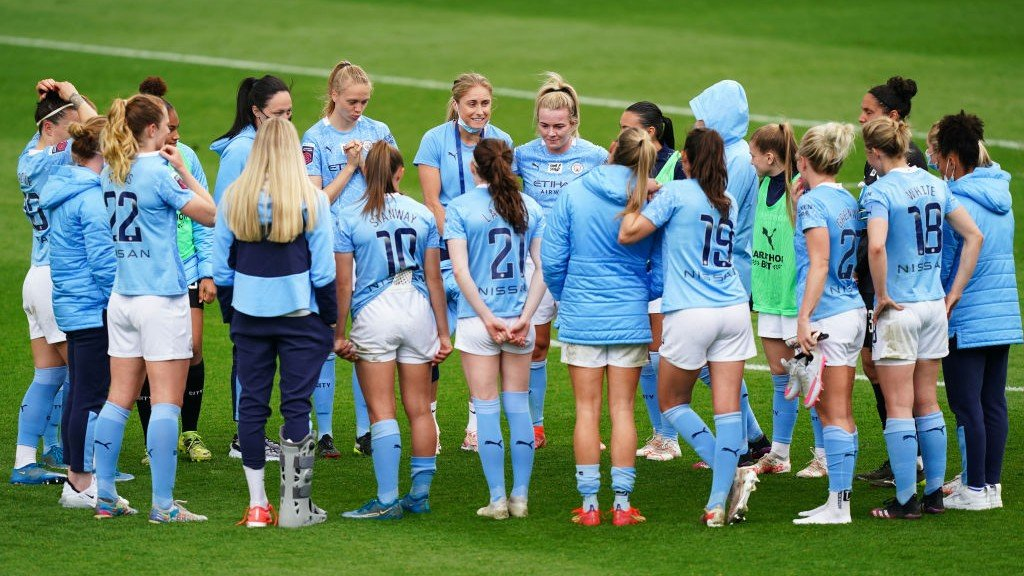 Four City players named in PFA WSL Team of the Year