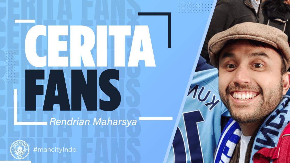 Cerita Fans: Rendrian Maharsya - Bertemu Keluarga Unik Dari Manchester