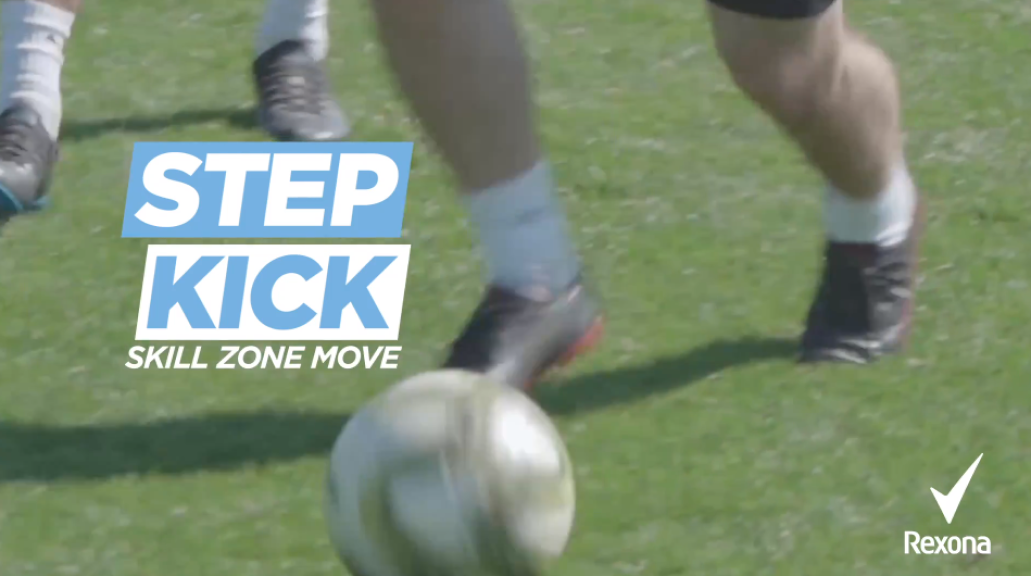 1v1 game 7: The step kick