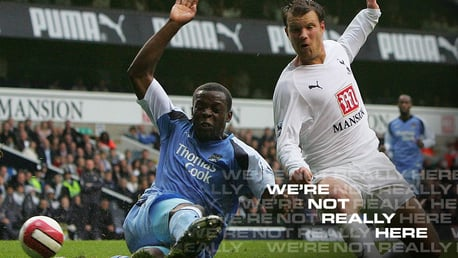 Onuoha and Lescott join us in WNRH studio for Spurs clash