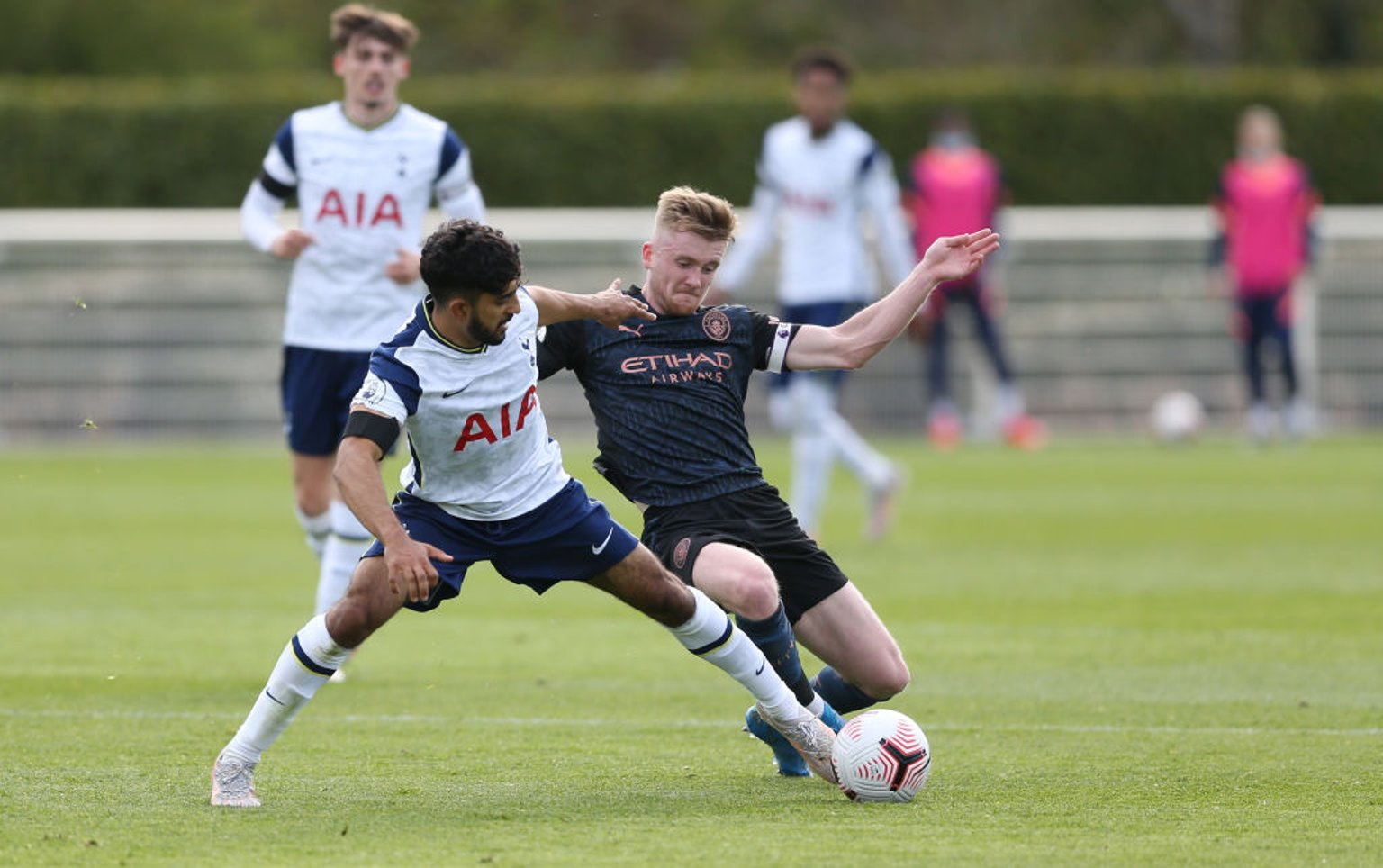 EDS sign off title-winning season in style with victory over Spurs