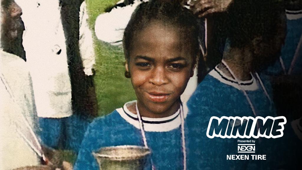 Raheem Sterling: Mini me