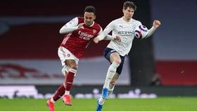 Short highlights: Arsenal 0-1 City