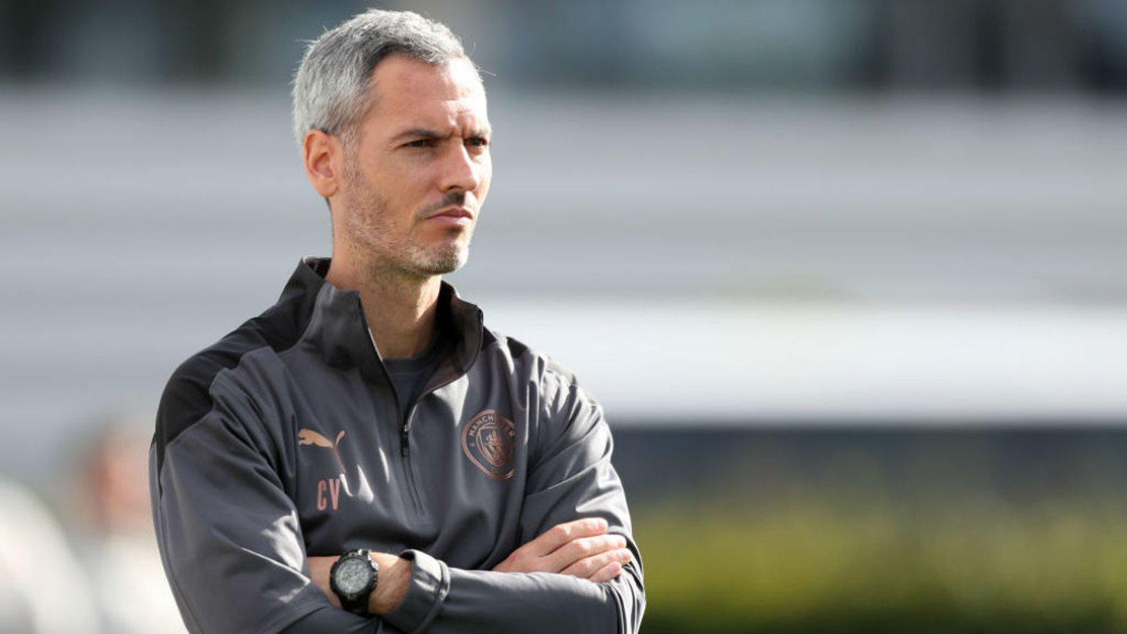 Vicens 'proud' of Under-18s' team spirit