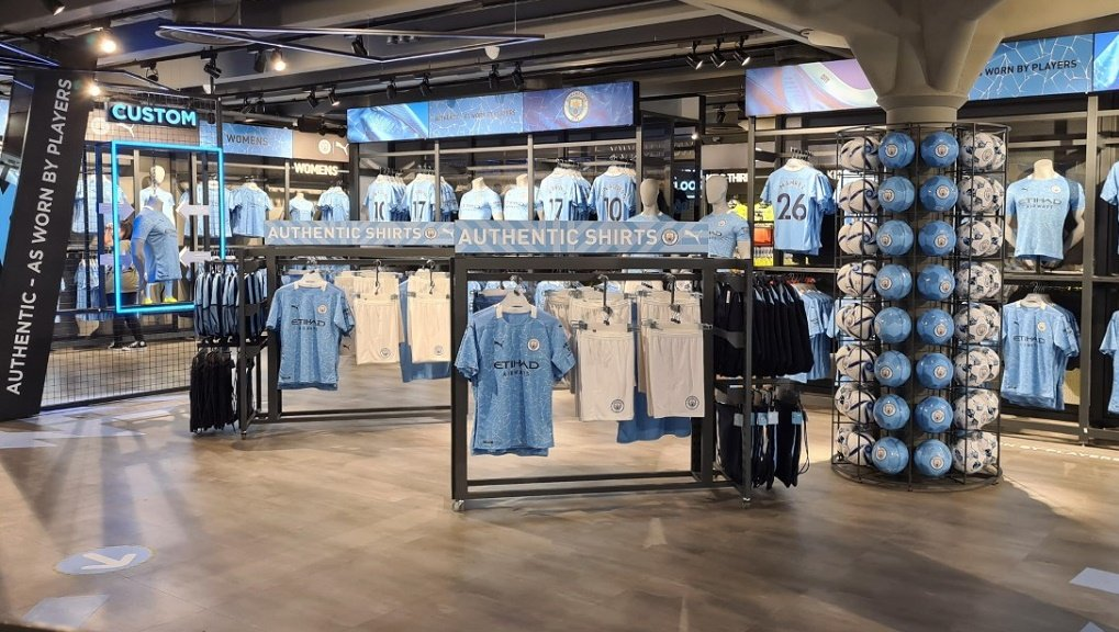 Stadium CityStore opens this Monday!
