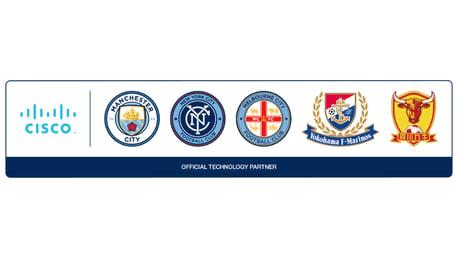 City Football Group announce Cisco partnership