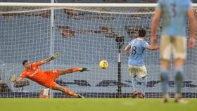 GUNDO GOAL: Ilkay Gundogan adds a second from the spot