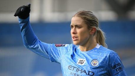 Dahlkemper: City debut a dream come true