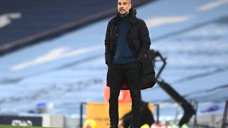 Guardiola sets players Premier League challenge