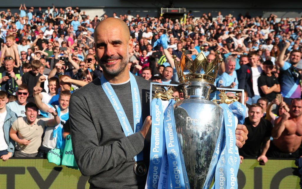 Pep Guardiola at 50: His managerial career in numbers