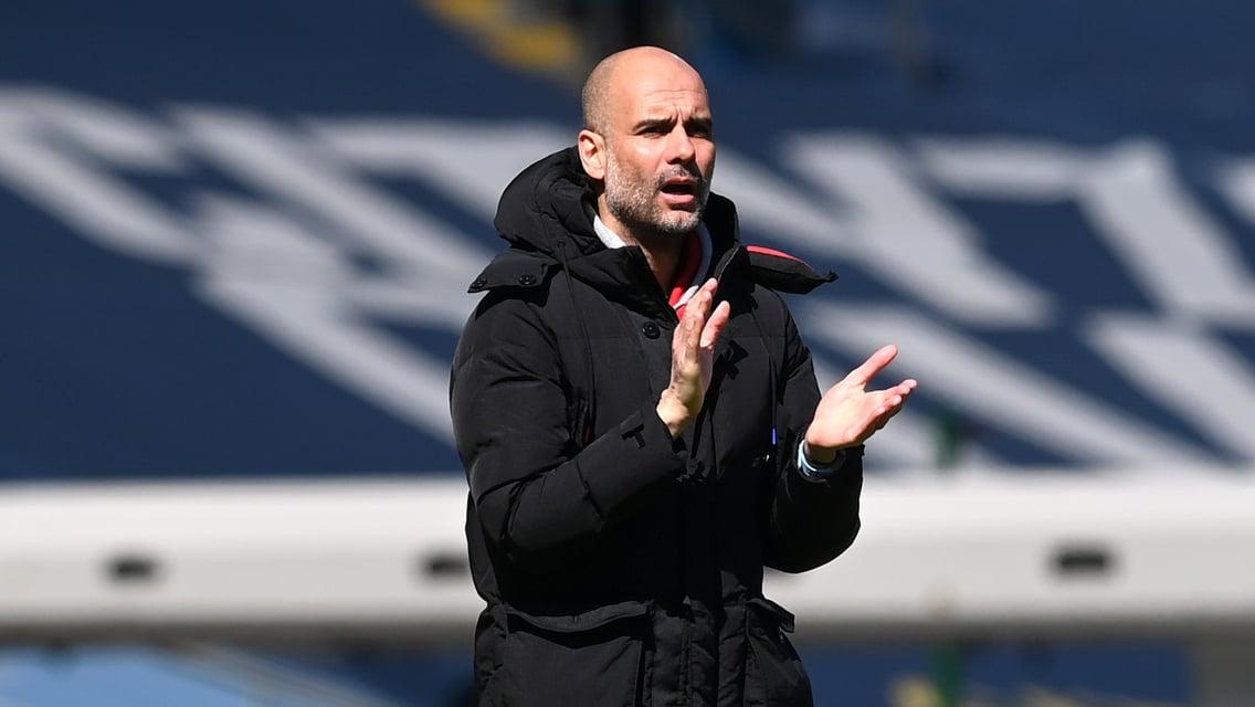 Pep Guardiola : La gestion des émotions et le leadership sont cruciaux contre Dortmund