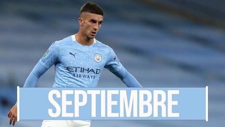 Resumen del mes: septiembre