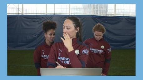 Tantangan Kuis Liga Champions Wanita City!