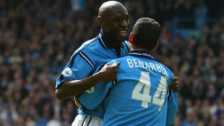 Goater and Dunne recall Benarbia magic