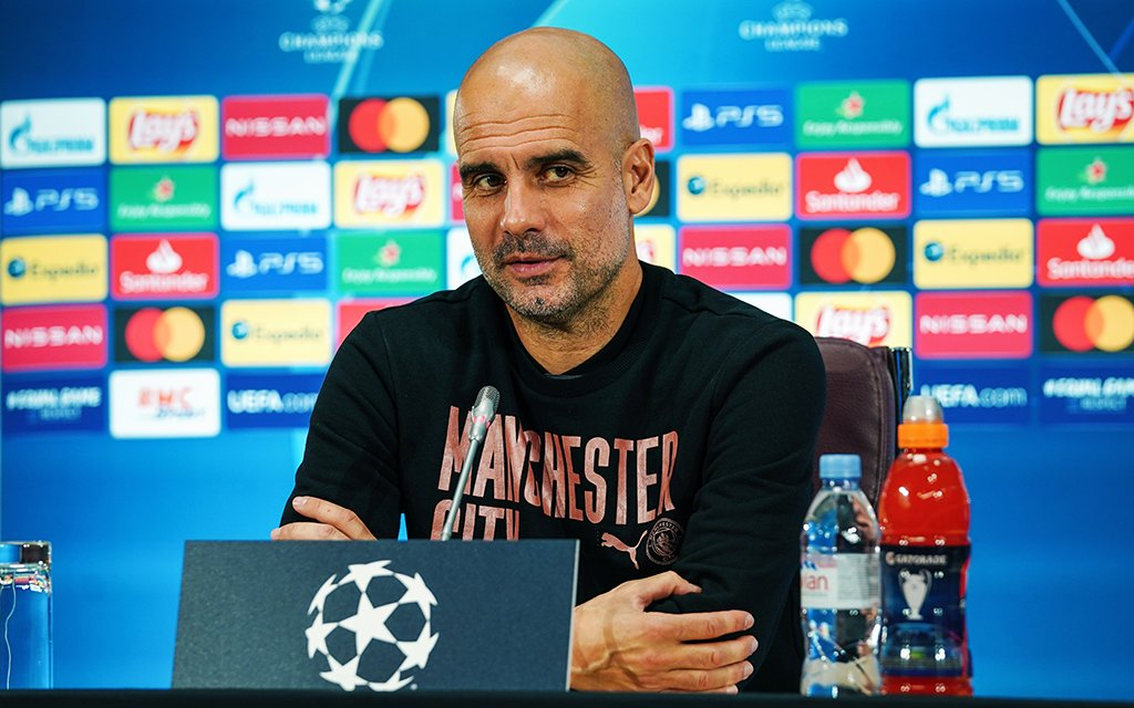 Guardiola: We considered bringing in another striker