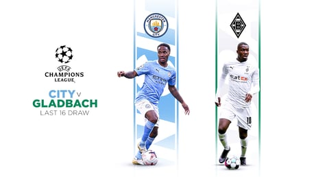 City learn Champions League last-16 opponents