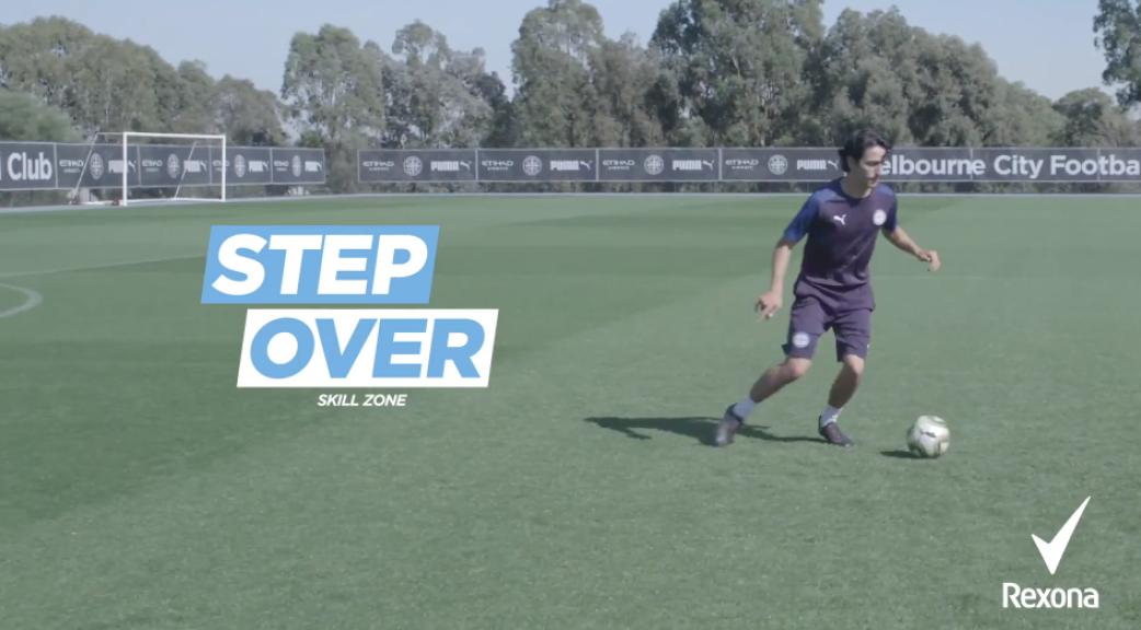 1v1 challenge 7: The step over
