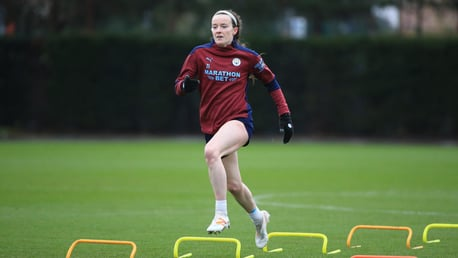 UWCL: Taylor shares Lavelle update