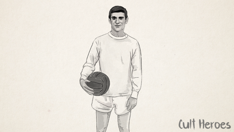 Johnny Crossan: The silky skilled  pioneer ahead of his time