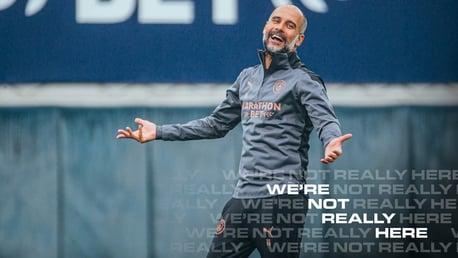 Galeri Latihan: Bersiap Untuk Liverpool