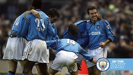 On this day: Jensen wonder strike, Tevez treble and a Bremer brace