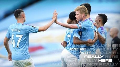 종합 하이라이트 | CITY vs 리버풀