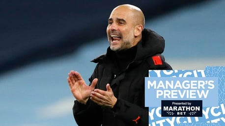 Pep: We must focus on the present