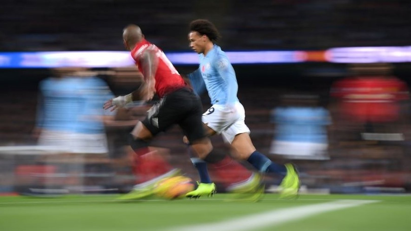 Petrov: Sane might be quicker than me!