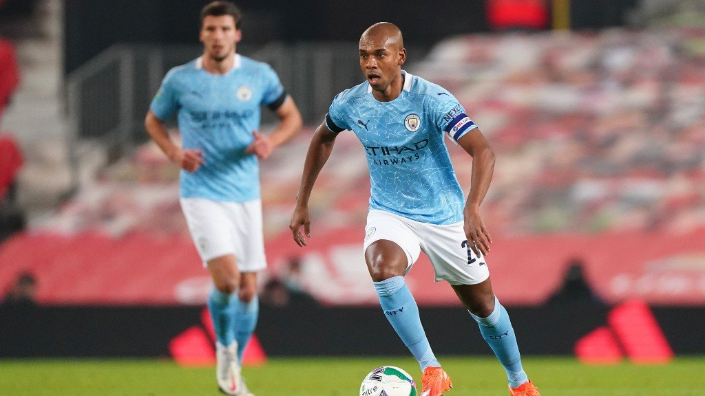 Goater: 'Complete' Fernandinho the best defensive midfielder