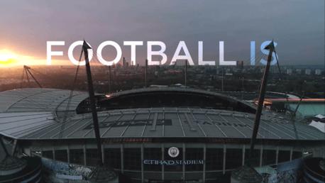 축구란 여러분에게 어떤 것인가요?