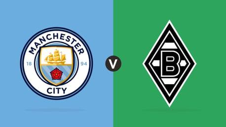 Man City 2-0 Gladbach: Match stats and reaction