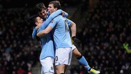 Resumen clásico: Norwich 3-4 City